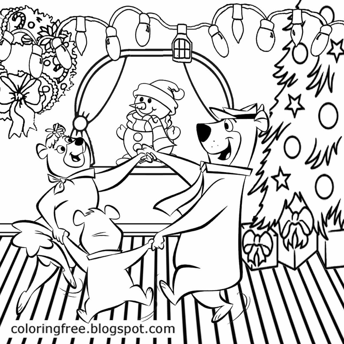1200x1200 Children's Christmas Party Ideas Luxury Free Coloring Pages