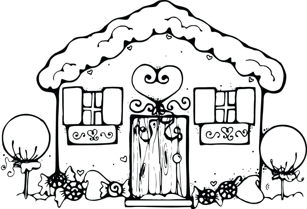 1043x711 Christmas Print Out Coloring Pages Large Size Of Present Coloring