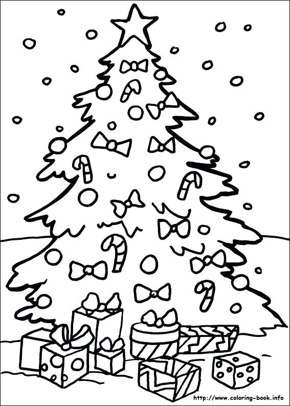 567x794 Coloring Pages For Christmas Printable Free Printable Coloring