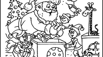360x200 Printable Coloring Pages