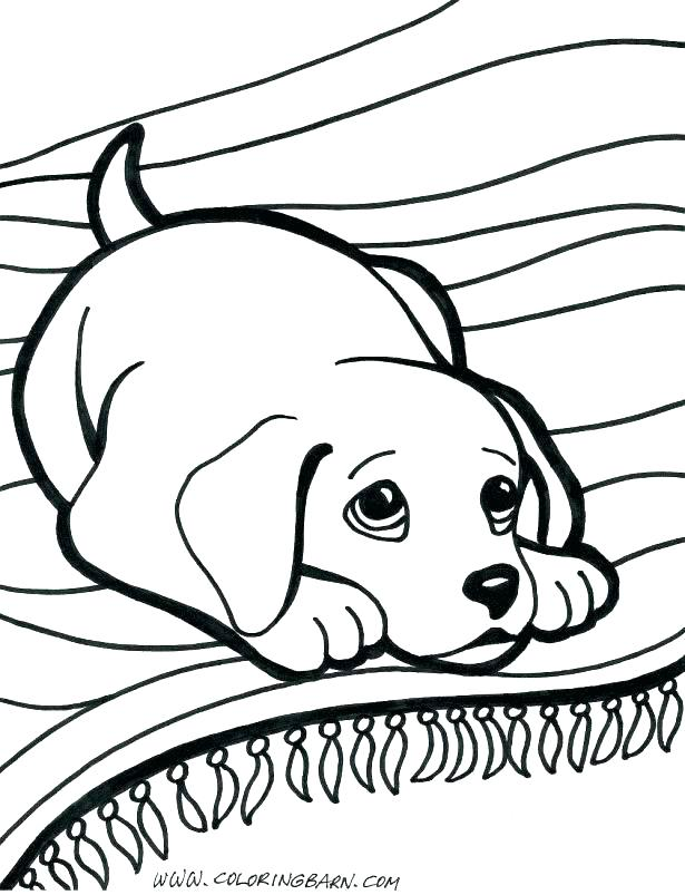 615x803 Christmas Puppy Coloring Pages Coloring Puppy Pages Puppy Coloring