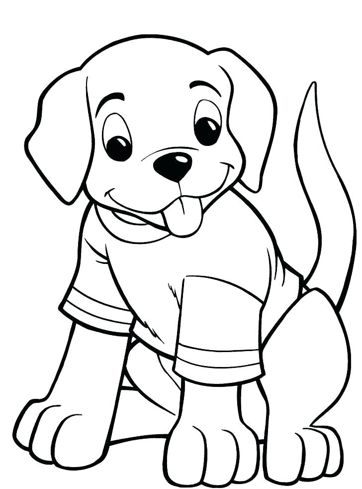 728x982 Puppy Color Pages Dog Puppy Puppy Coloring Page Puppy Puppy