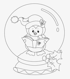 236x266 Snow Globe Coloring Page Worksheets, Globe And Snow