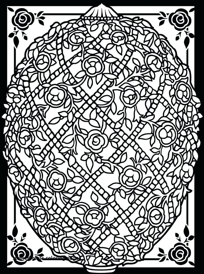 650x872 Stained Glass Coloring Pages Printable Stained Glass Coloring
