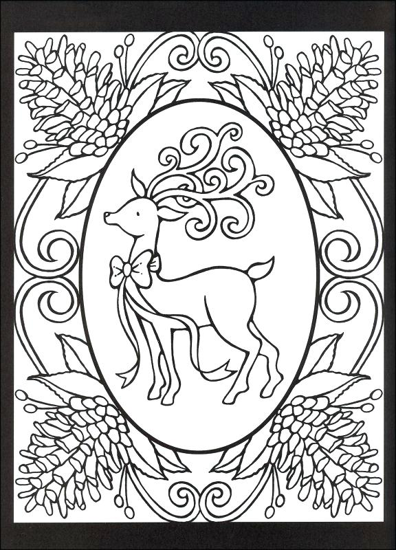 576x800 Stained Glass Coloring Pages Stained Glass Coloring Pages Free