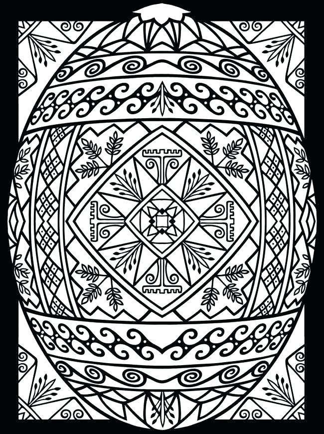 650x870 Christmas Stained Glass Coloring Pages Stained Glass Coloring