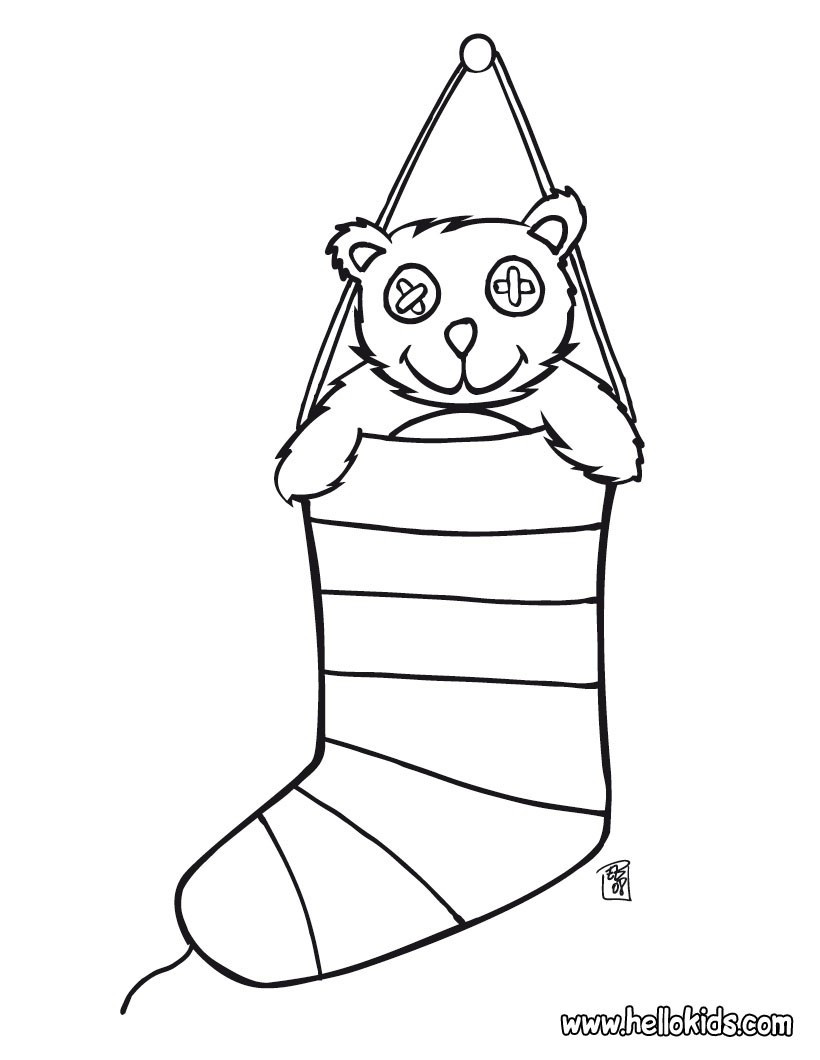 820x1060 Kid Socks Coloring Page Free Printable Pages Regarding Also
