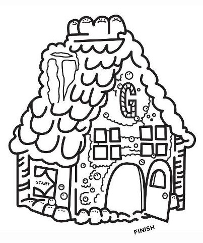 403x481 Christmas Themed Mazes, Coloring Pages Word Search Fun