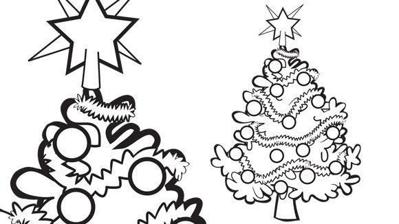 580x326 Holiday Series Christmas Tree