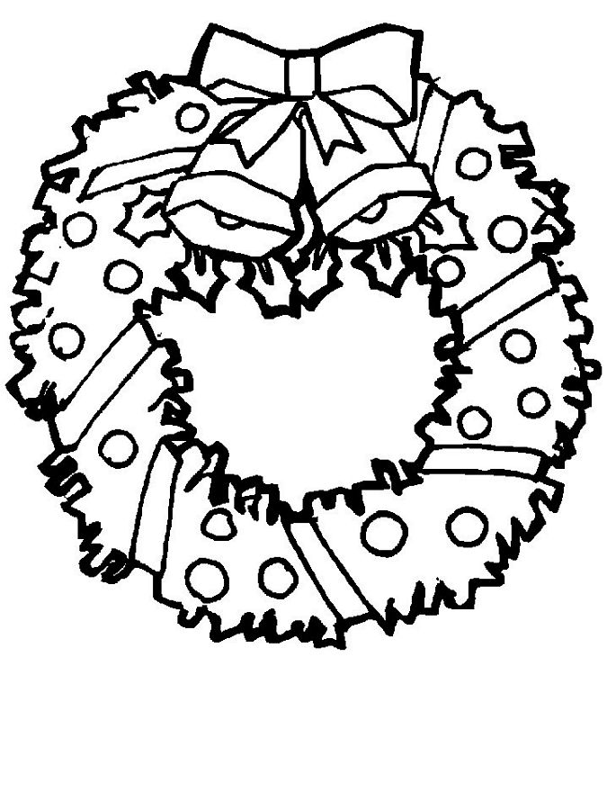 675x900 Christmas Themed Coloring Pages Foliage Themed Christmas Coloring