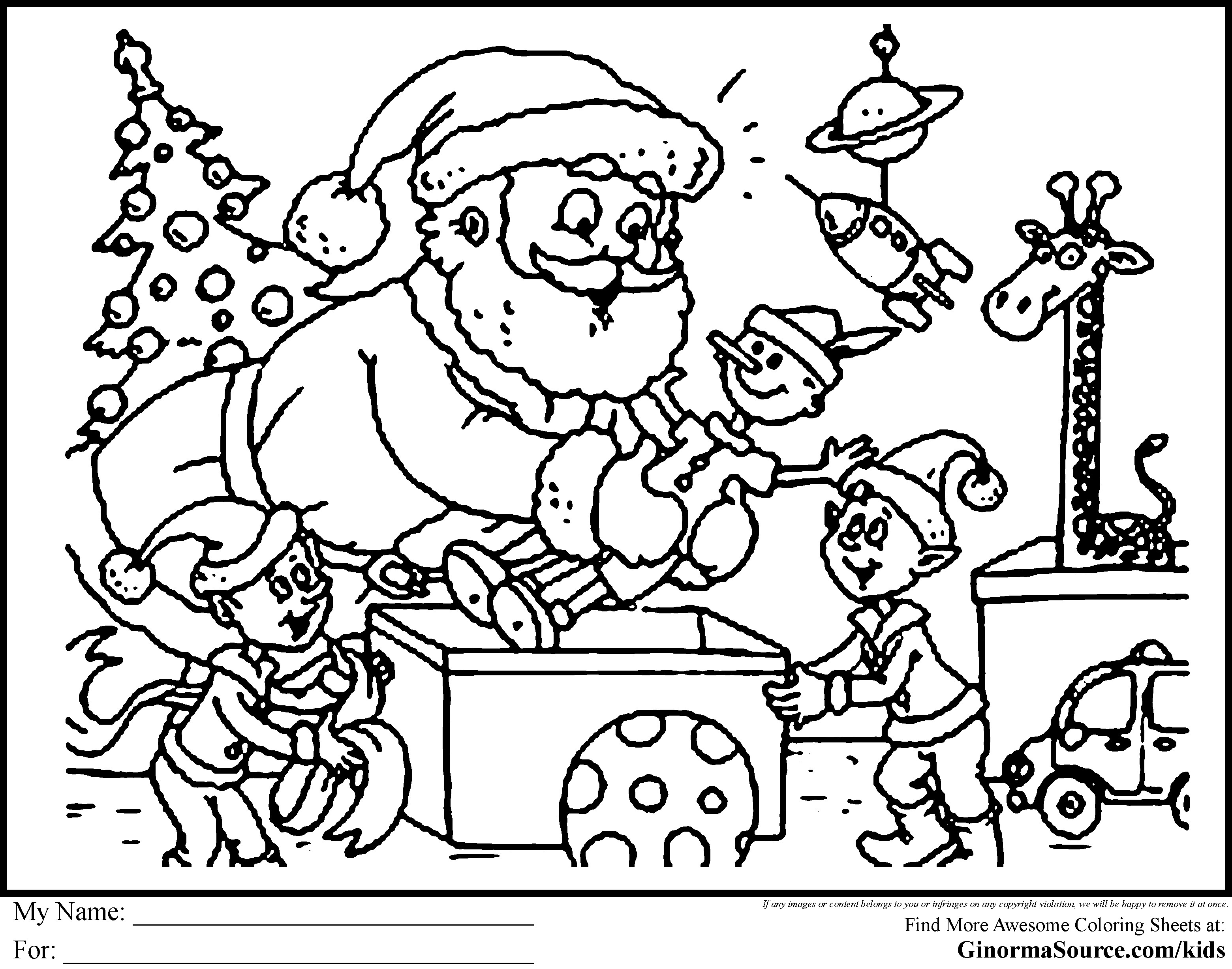 3120x2455 Best Of Christmas Coloring Pages Printable