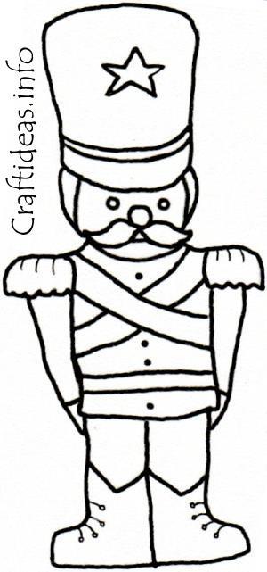 300x641 Drawn Soldier Toy Soldier