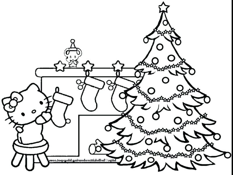800x600 Christmas Tree Coloring Pages Tree Coloring Pages Tree Coloring
