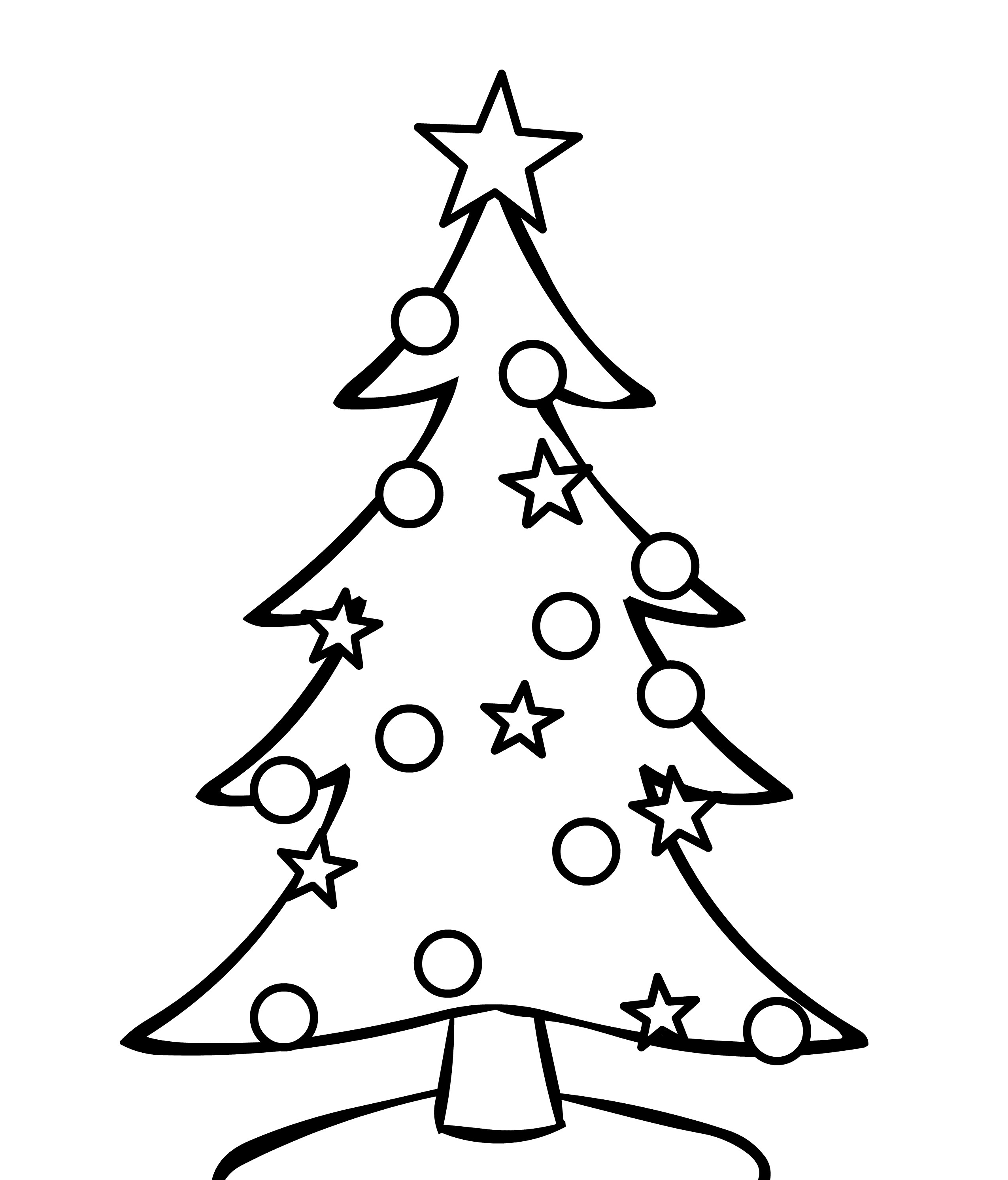 2550x2986 Inspiration Easy Online Coloring Pages For Toddlers Copy Christmas