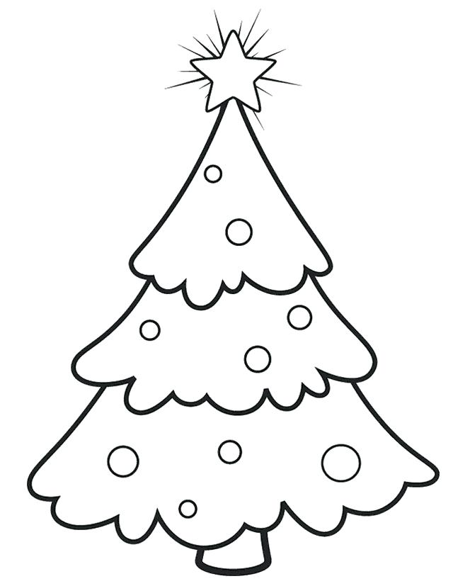 640x827 Beautiful Tree Coloring Page Coloring Pages Tree Printable