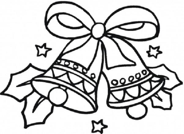 602x439 Christmas Tree Decorations Coloring Page Christmas Coloring
