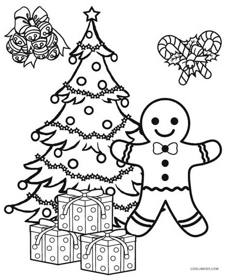 474x576 Christmas Tree Decorations Coloring Pages
