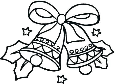 465x339 Free Printable Christmas Tree Ornaments Coloring Pages Colouring