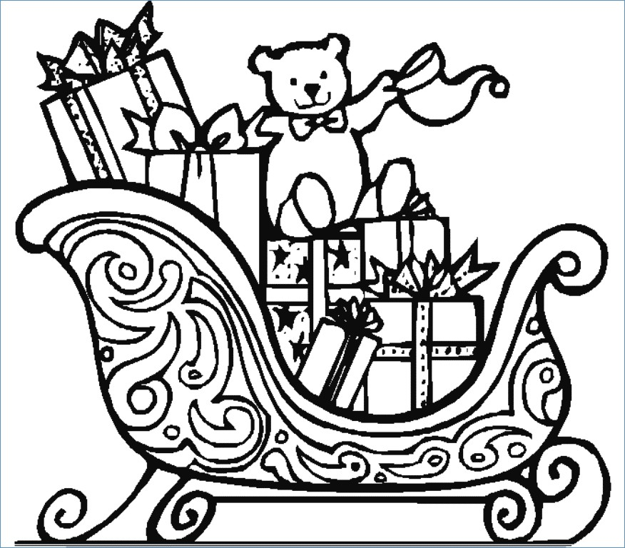 876x768 Elf Decorate Christmas Tree Coloring Pages