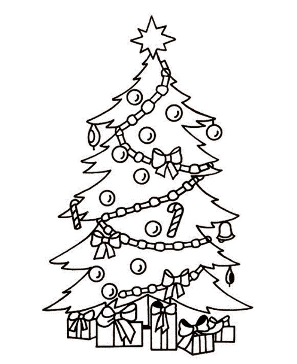1029x1260 Presents Coloring Pages