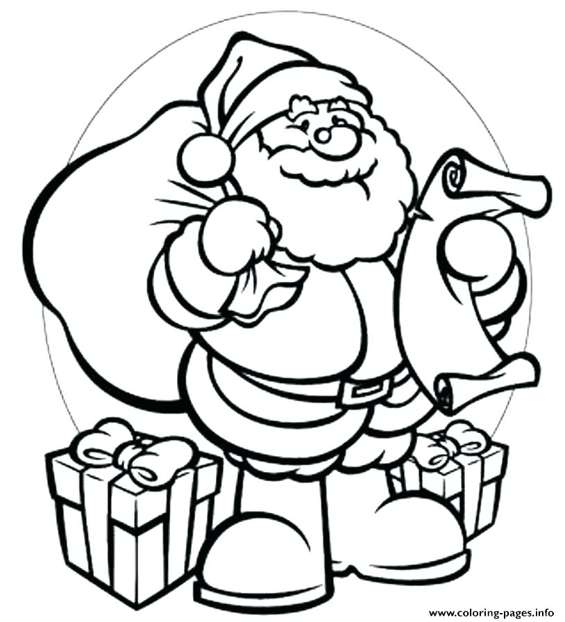 814x896 Christmas Gift Coloring Page Gift Coloring Page Gift Coloring Page