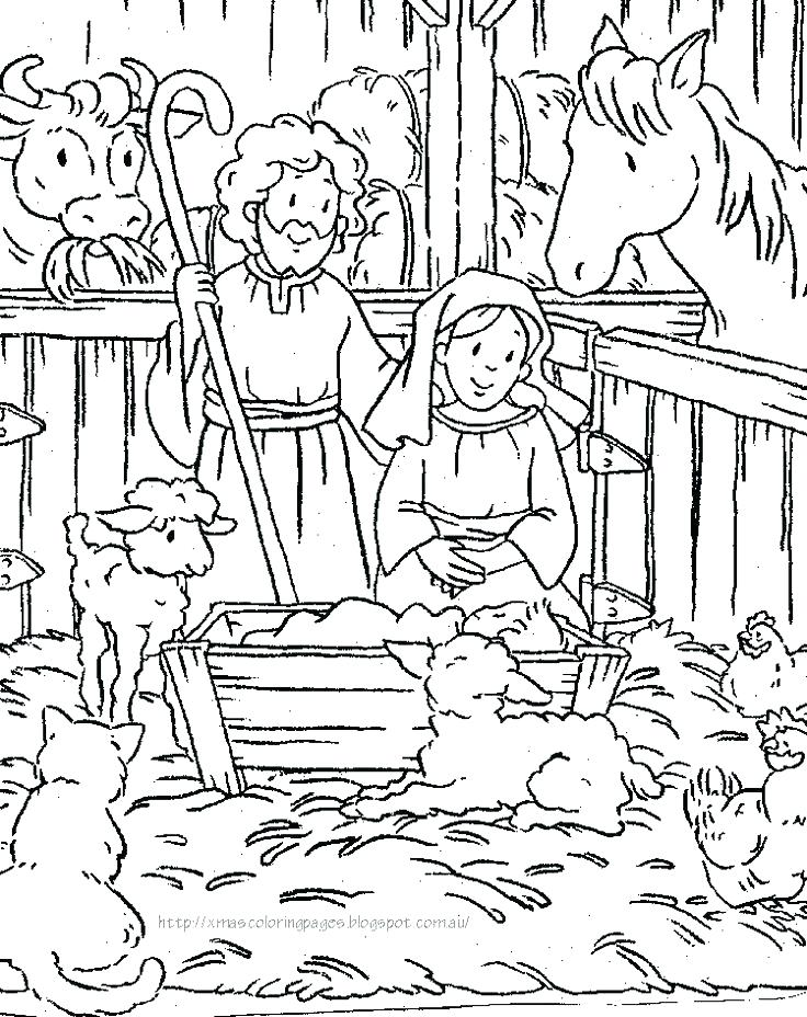 736x928 Christmas Village Coloring Pages Coloring Activity Coloring