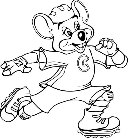 486x525 Chuck E Cheese Coloring Page Chuck E Cheese Coloring Pages Fotos
