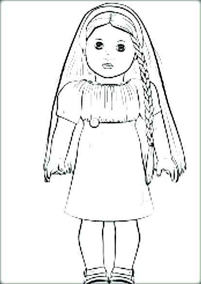 414x584 Doll Coloring Pages Doll Coloring Pictures Chucky Doll Coloring