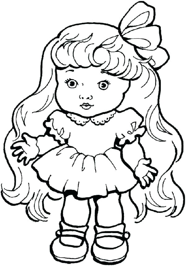 The Best Free Dollhouse Coloring Page Images. Download