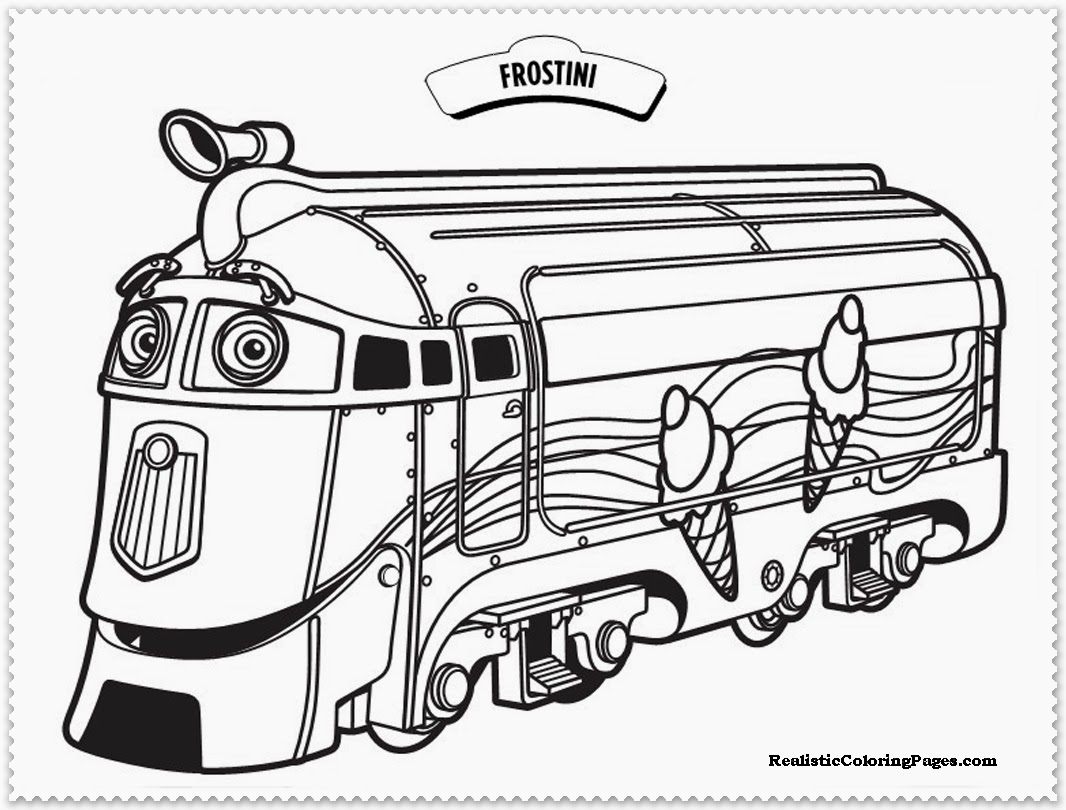 1066x810 Chuggington Coloring Pages Realistic Coloring Pages, Brewster