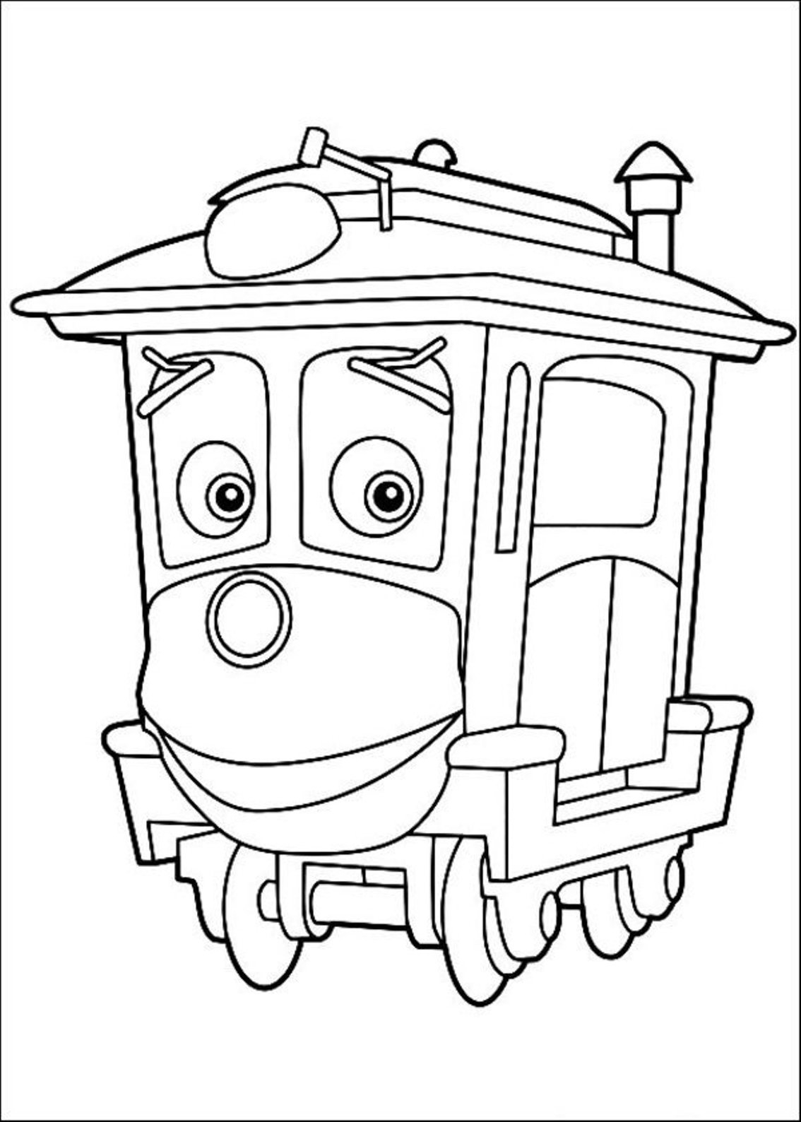 1134x1588 Chuggington Coloring Pages To And Print For Free New Coloring Sheets