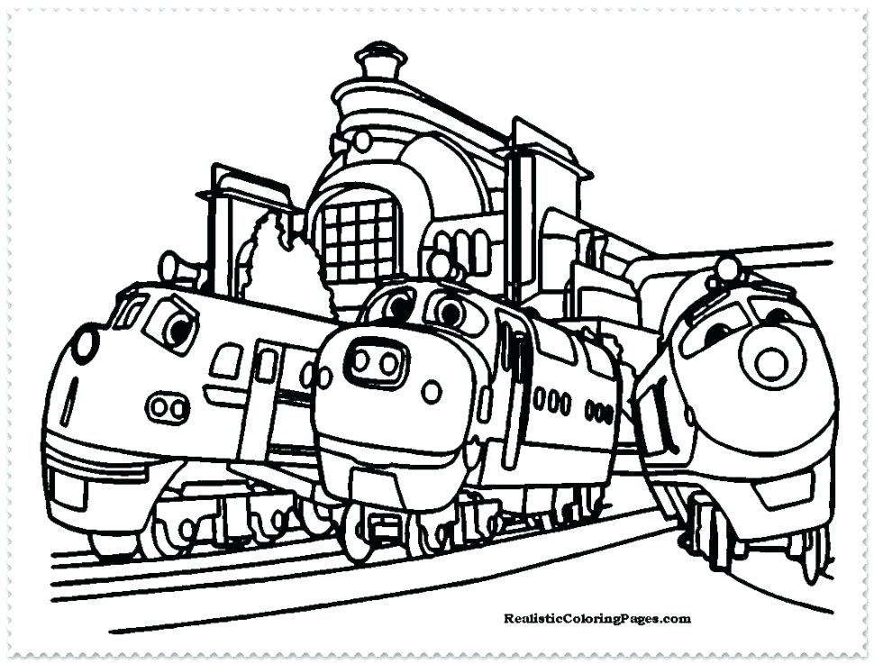 970x737 Coloring Page Disney Chuggington Coloring Pages