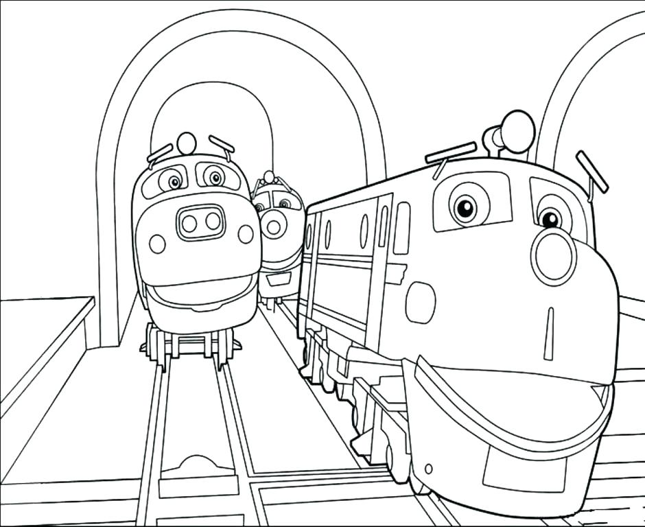 940x768 Chuggington Coloring Page Coloring Pages Coloring Pages Speedy