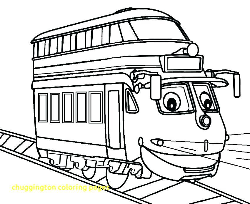 850x693 Chuggington Coloring Pages Coloring Pages Disney Chuggington