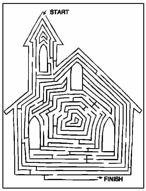 482x632 Church Coloring Page Church Coloring Pages To Print For Church