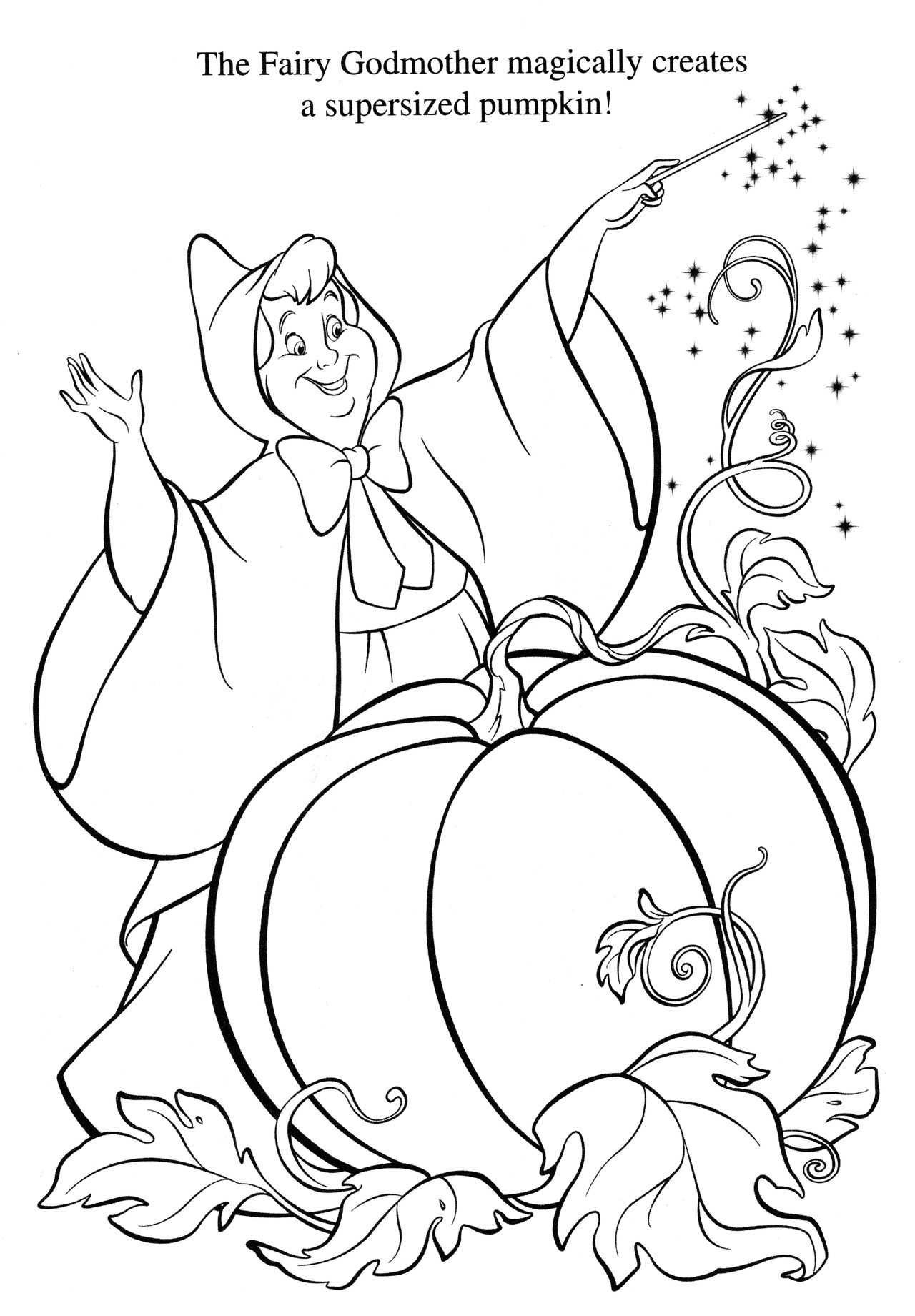Cinderella Disney Coloring Pages at GetDrawings | Free ...