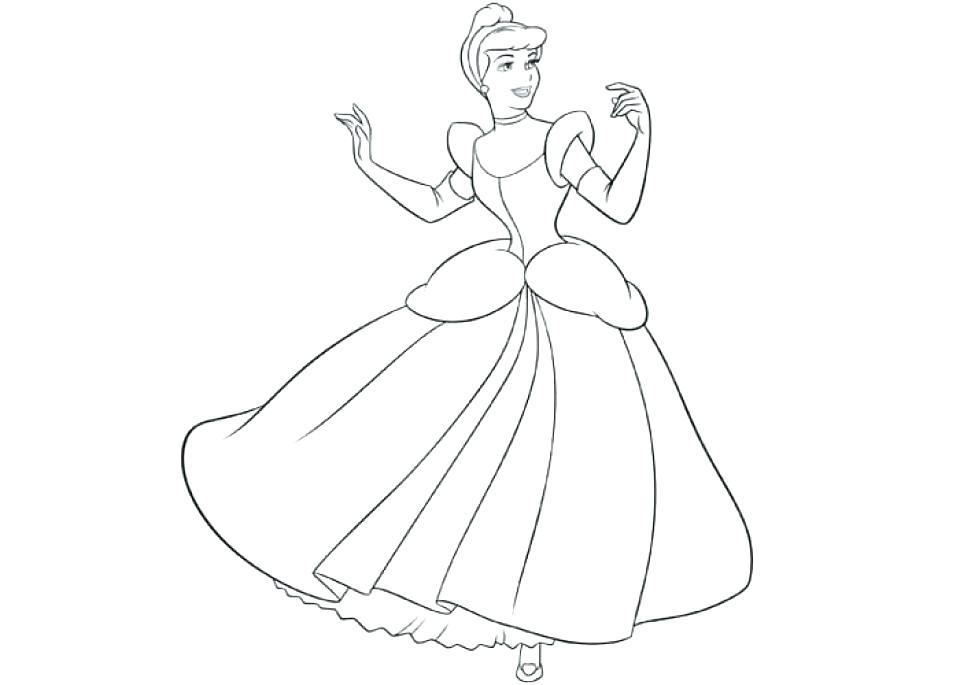 960x685 Cinderella Coloring Pages Beautiful Coloring Page And Fairy