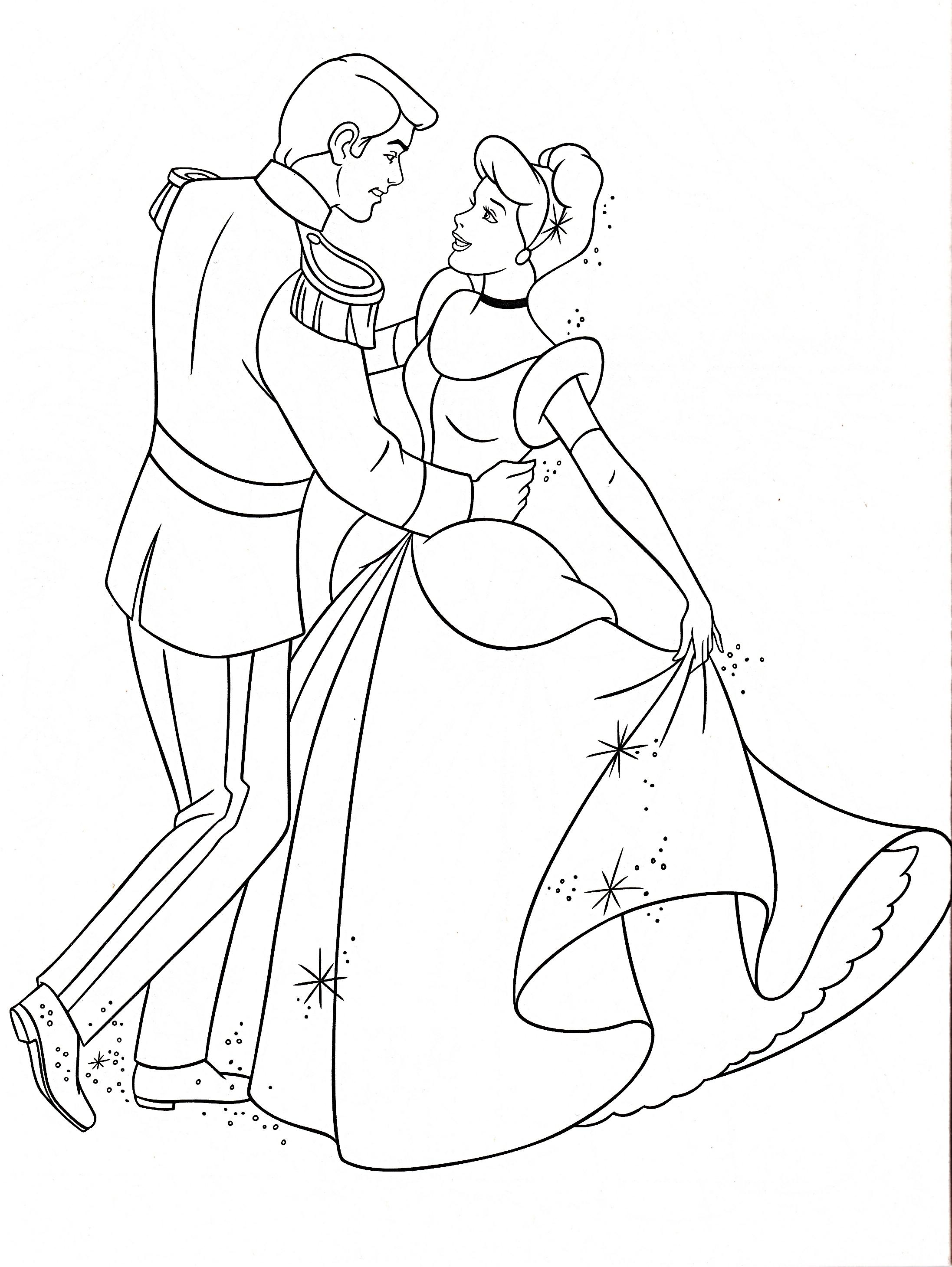 2194x2921 Cinderella Coloring Pages Inspirational Disney Cinderella