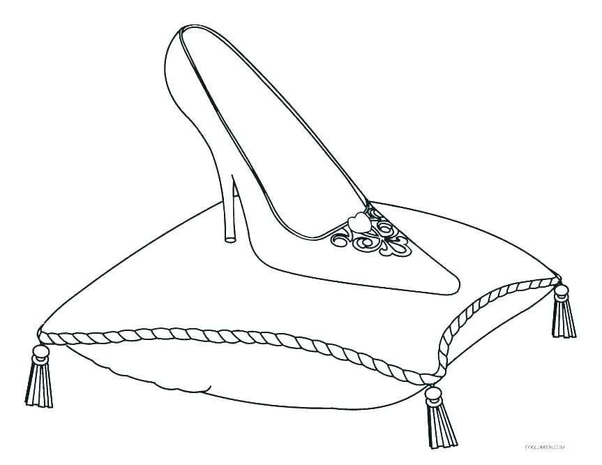 863x666 Coloring Coloring Pages Of Mice Page Mouse Glass Slipper Perfect