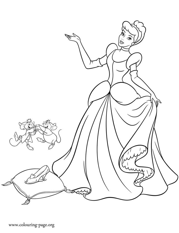 700x914 Cinderella