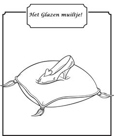 236x281 Cinderella Glass Slipper Poster Disney's Fairy Tale Challenge