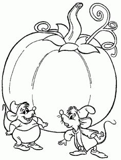 236x311 Disney Gus Coloring Page