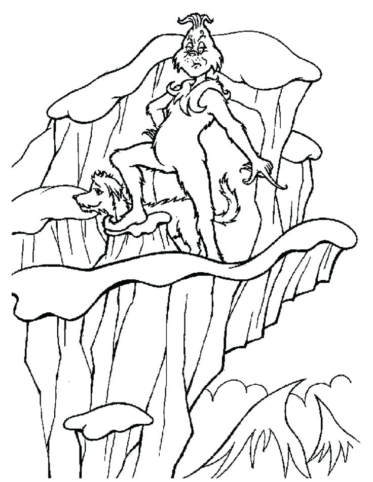 736x951 Cindy Lou Who Coloring Pages Coloring Pages Coloring Pages
