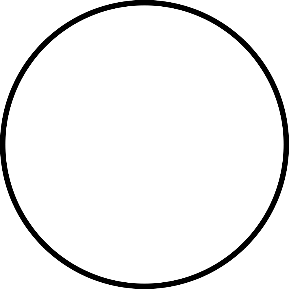 1000x1000 Circle Coloring Pages