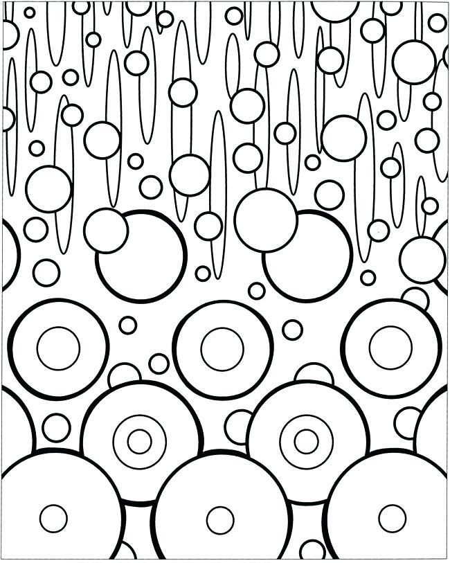 650x813 Circles Coloring Pages Circles Coloring Pages Circle Coloring Page
