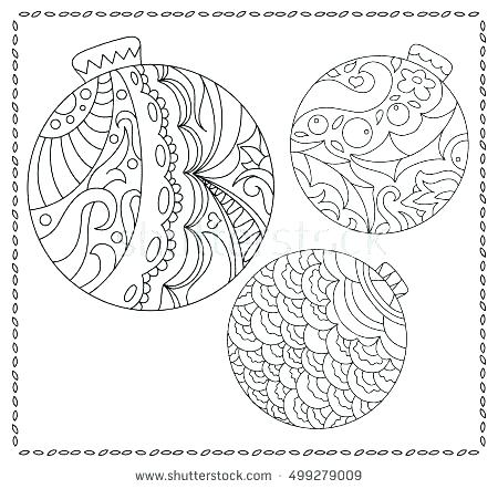 450x442 Circle Coloring Page Circles Coloring Pages Circle Coloring Page