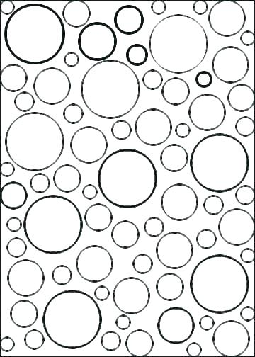 360x504 Circle Coloring Page Circle Coloring Page Circles Coloring Pages