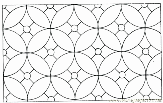 650x412 Circle Pattern Coloring Pages Photograph Coloring Pages Patterns