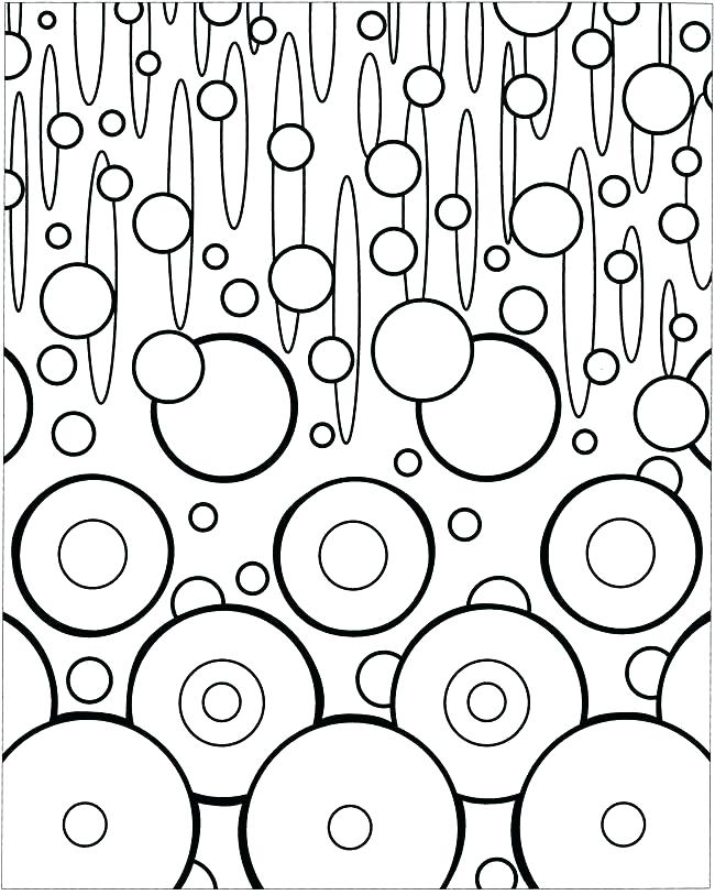 650x813 Circles Coloring Pages Mandala Circles Coloring Pages Mandala