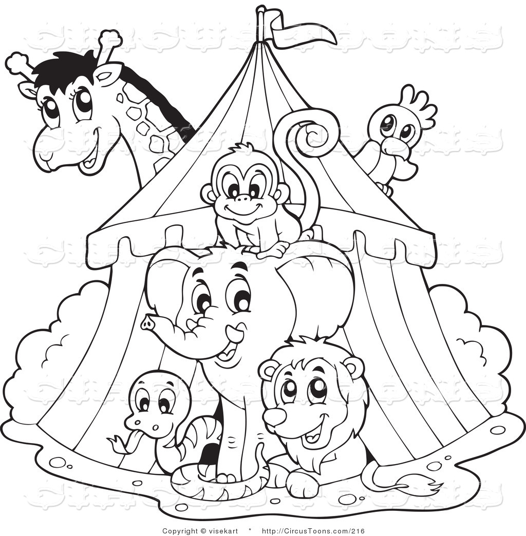 1024x1044 Circus Coloring Pages For Preschool Perfect Animal Pictures